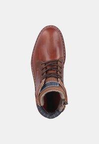 Bullboxer - Kotníkové boty - tan/cognac - 1