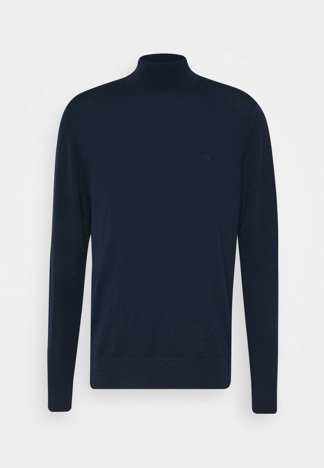SUPERIOR MOCK - Pullover - blue