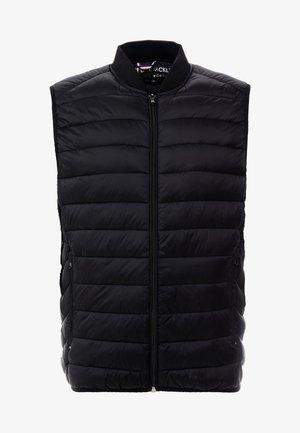 NULESS - Waistcoat - noir