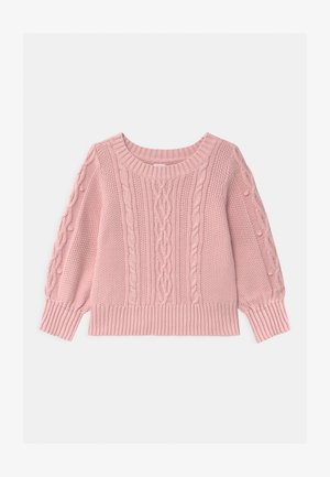 TODDLER GIRL CREW - Jumper - pure pink