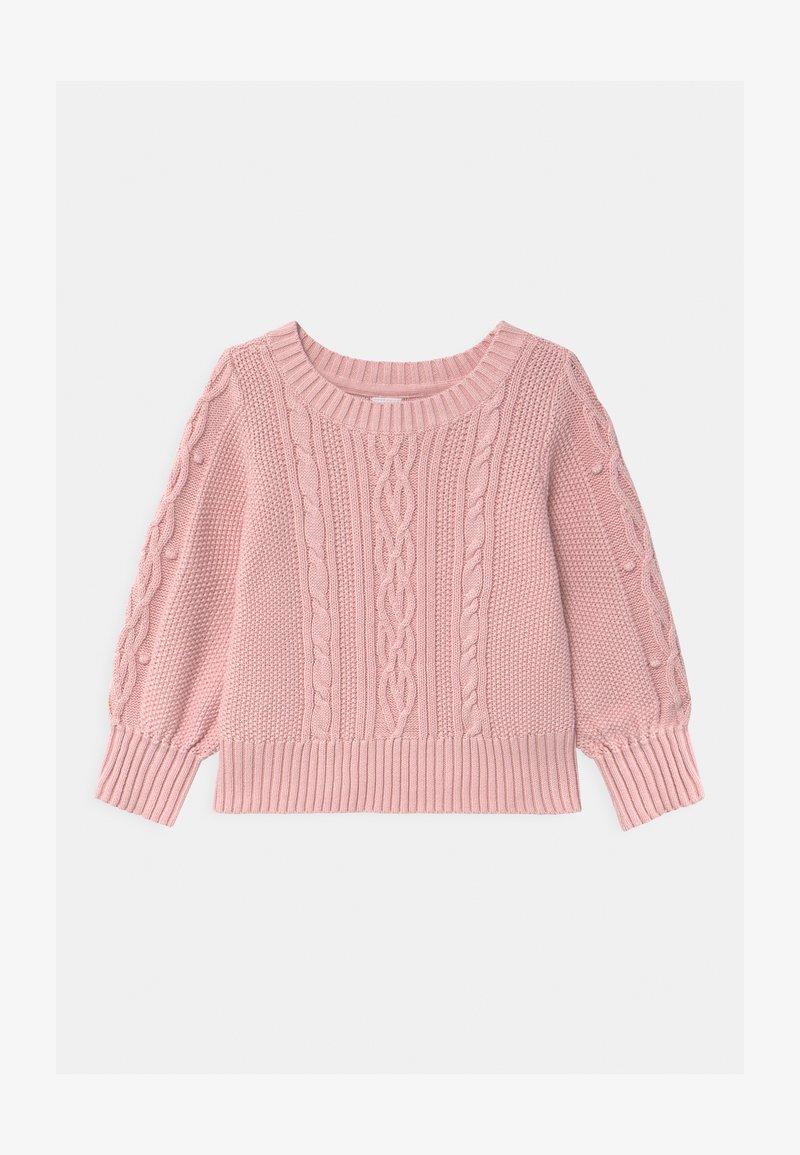 GAP - TODDLER GIRL CREW - Svetr - pure pink