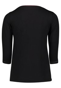 Betty Barclay - Long sleeved top - black/darkred - 4