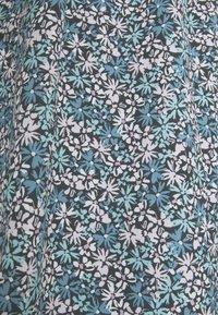 Dorothy Perkins - DITSY MIDI FRILL DRESS - Denní šaty - blue - 7