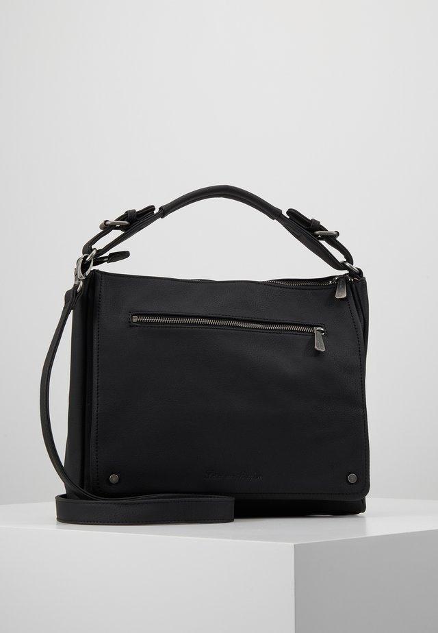 LIMA SOFTNU - Handbag - black