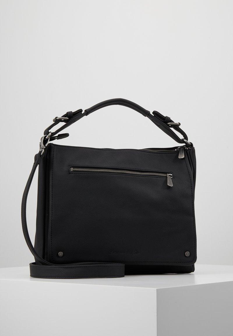 Fritzi aus Preußen - LIMA SOFTNU - Handtasche - black