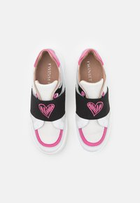 TWINSET - ARTIST HEART - Trainers - offwhite/rose bloom - 3