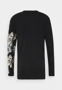 Religion - LOTUS TEE - Long sleeved top - black - 1