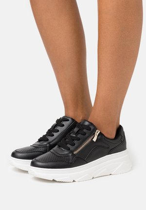 TRAKER - Trainers - black