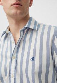 Marc O'Polo - Shirt - mazarine blue - 4