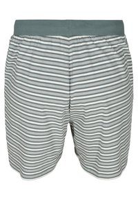 Zizzi - Shorts - balsam green w egret - 6