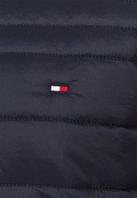 Tommy Hilfiger - MIXED MEDIA BASEBALL ZIP THROUGH - Summer jacket - blue - 2