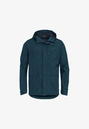 Waterproof jacket - donkerblauw