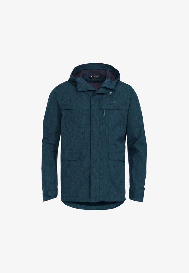 Waterproof jacket - donkerblauw