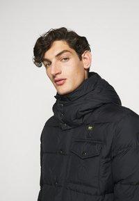 Blauer - GIUBBINI CORTI IMBOTTITO OVAT - Winter jacket - dark navy - 4