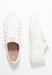 Skechers - BOBS CUTE - Trainers - white - 3