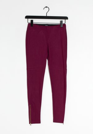 Leggings - Trousers - purple