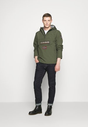 RAINFOREST WINTER - Light jacket - green depths