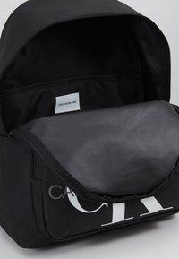 Calvin Klein Jeans - MONOGRAM CAMPUS BACKPACK  - Rugzak - black - 5