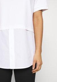 RIANI - Polo shirt - white - 5