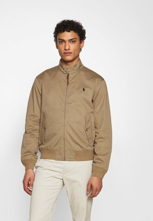 CITY - Bomber bunda - luxury tan