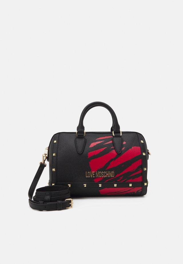 PRINTED PRINTED - Håndtasker - fantasy color