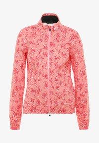 Kjus - WOMEN DEXTRA PRINTED - Training jacket - rosy blossom - 6