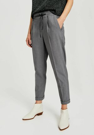 MELOSA TAPE - Trousers - grau