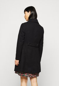 Dorothy Perkins Petite - DOLLY COAT   - Classic coat - black