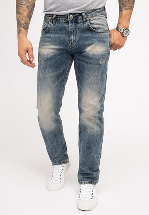 IR-500 - Straight leg jeans - blau