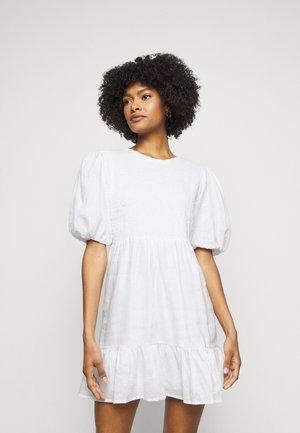 LORICA DRESS - Korte jurk - plain white