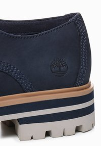 Timberland - LONDON SQUARE OXFORD - Casual lace-ups - navy - 4