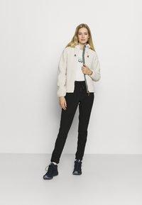 Icepeak - VIAREGGIO - Fleece jacket - natural white - 1