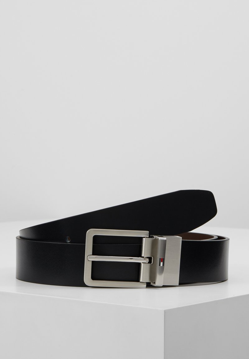 Tommy Hilfiger - MODERN BELT - Pásek - brown