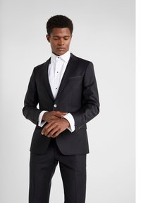 KARL LAGERFELD - SUIT VIBRANT - Dress - black - 2