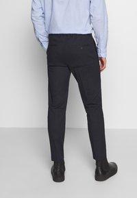 Esprit Collection - MATTE MIX - Oblek - dark blue - 5