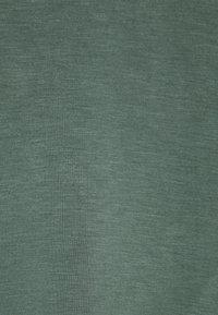 Zizzi - XMOLLY - Hoodie - balsam green - 4