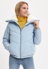 DeFacto - Light jacket - blue - 0