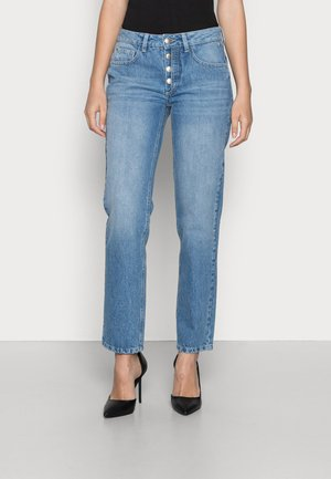 JUNE - Straight leg jeans - mosca
