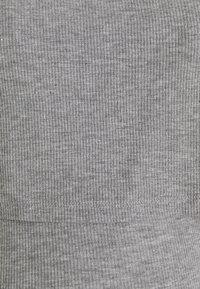 MAMALICIOUS - NURSING DRESS - Maxi dress - light grey melange - 2