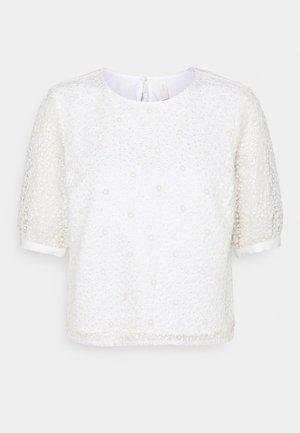 YASBODA CELEB - Print T-shirt - ivory