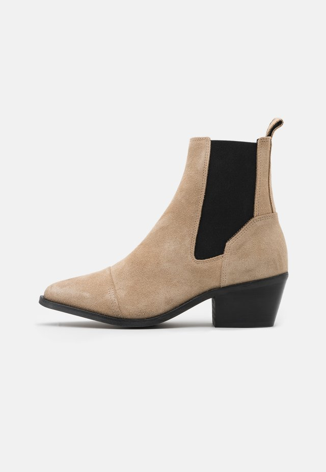 BILLIE BOOTS - Classic ankle boots - creme