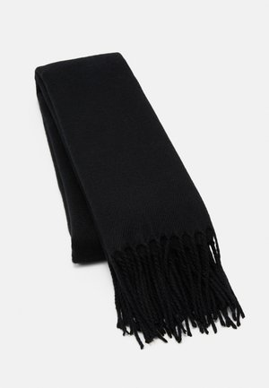 VMSOLID LONG SCARF COLOR - Sjal - black