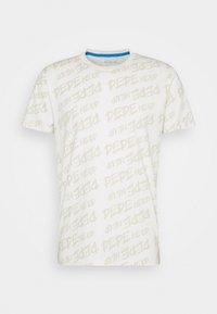 Pepe Jeans - MARIO UNISEX - T-shirt imprimé - oyster - 4