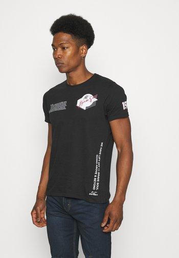 VOID - T-shirt imprimé - jet black