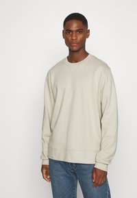 ARKET - Collegepaita - beige dusty light - 3