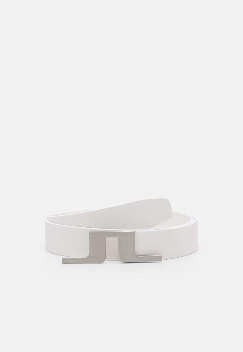 J.LINDEBERG - Belt - white
