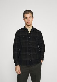 s.Oliver - Shirt - black - 0