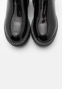 River Island - Kotníková obuv - black - 5