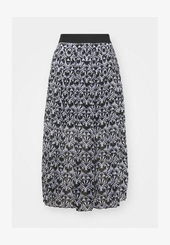 RALISSY - Áčková sukně - black