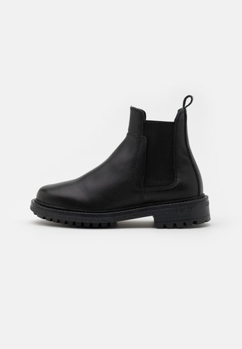 BOTTO UNISEX - Classic ankle boots - black